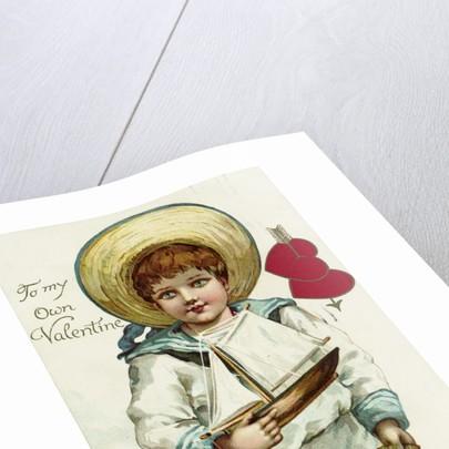 To My Own Valentine Postcard by Corbis