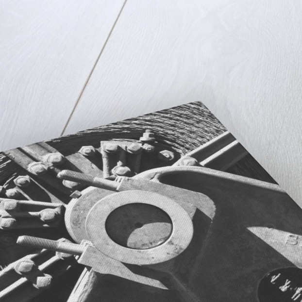 Cable Spool by Gordon Osmundson