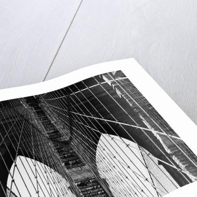 Brooklyn Bridge #5 by Gordon Osmundson