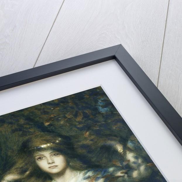 Christobel Finds Geraldine by William Gershom Collingwood