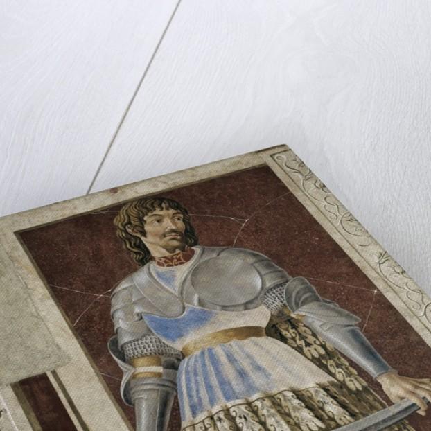 Pippo Spano by Andrea del Castagno