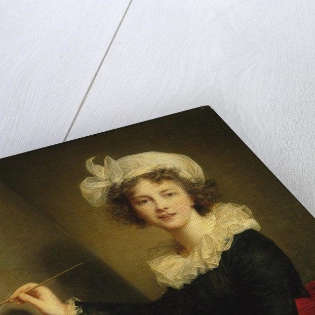 Self-Portrait by Elisabeth Louise Vigee-LeBrun