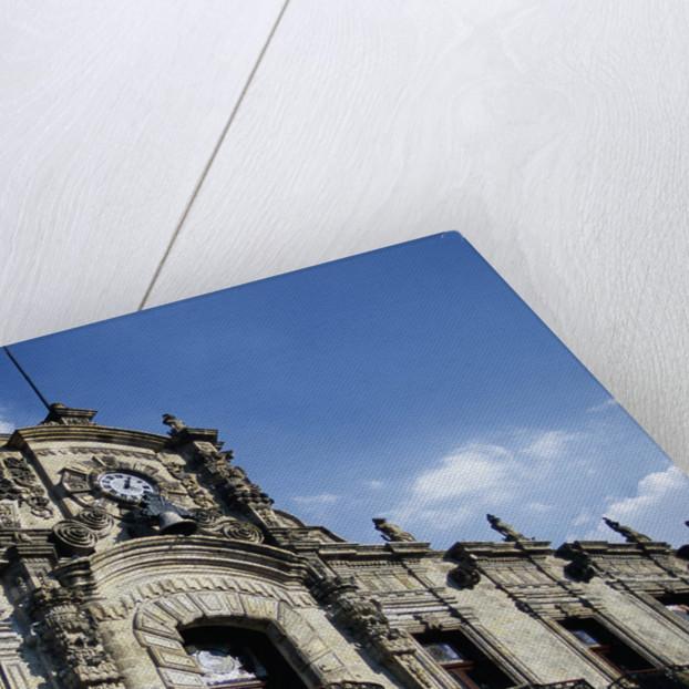 Guadalajara's Palacio de Gobierno by Corbis