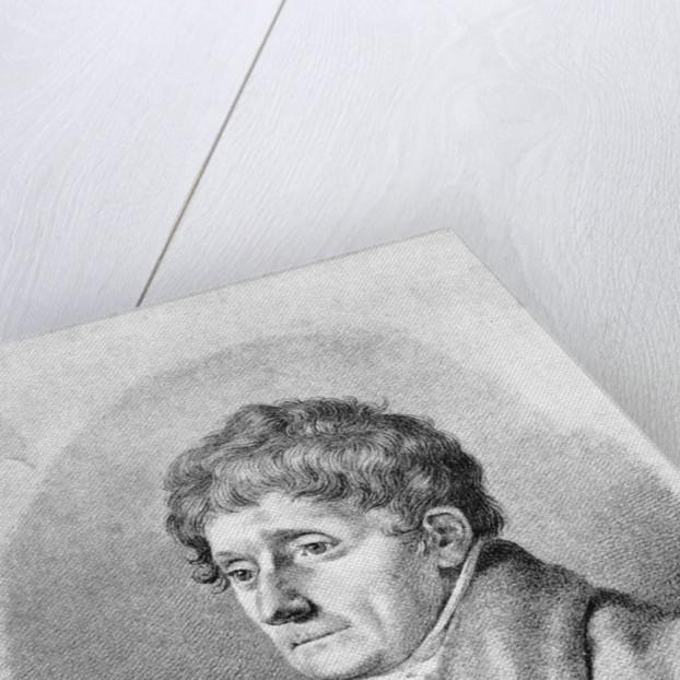Portrait Of Antonio Salieri by Corbis