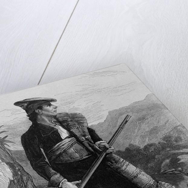 Carlist Volunteeer Of Spain by Corbis
