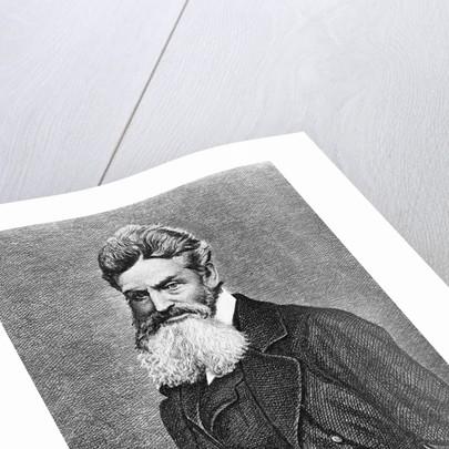 Portrait Of John Brown by Corbis