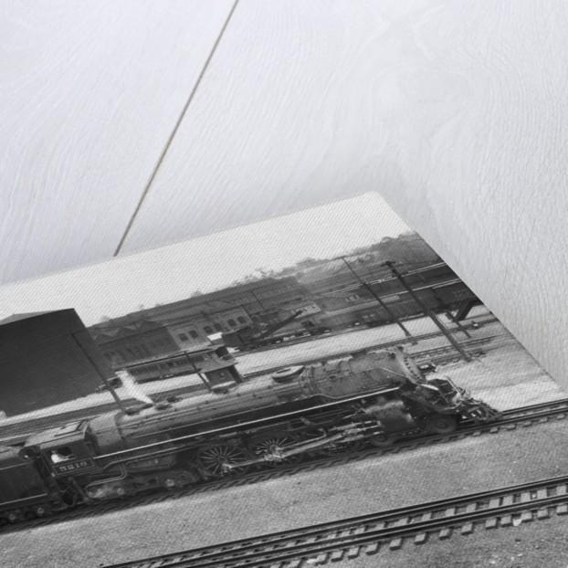 5200 Series Locomotive by Corbis