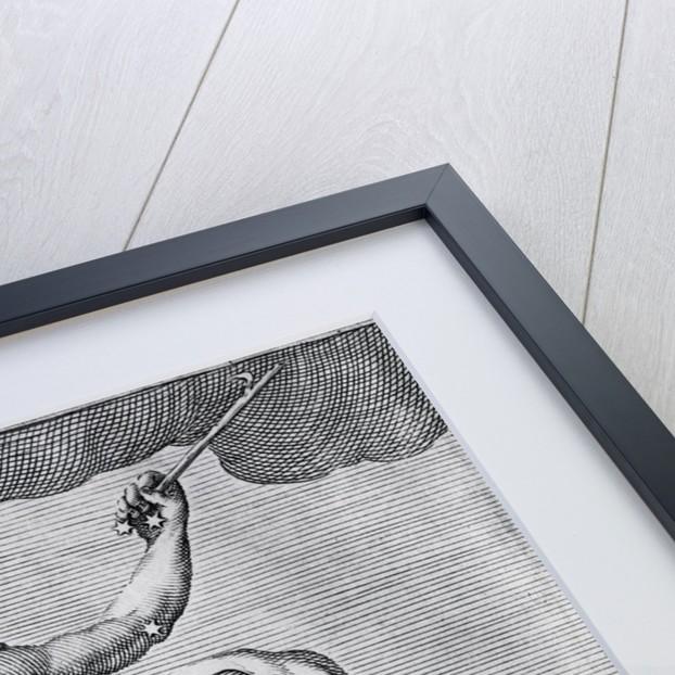 Engraving Of Constellation Perseus by Corbis