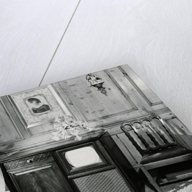 Dumont Conole Tv, Circa 1947 by Corbis