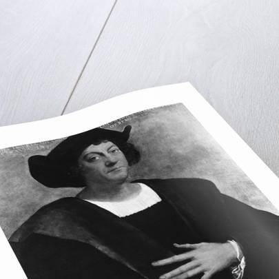 Portrait of Christopher Columbus by Sebastiano del Piombo