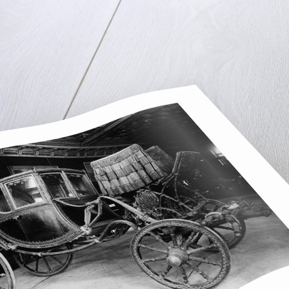 Coronation Carriage of Napoleon by Corbis