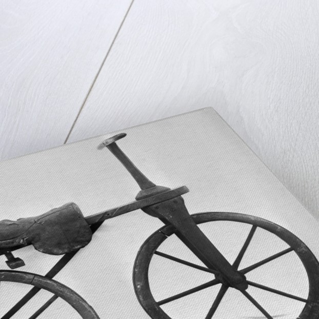 Early Bicycle by Corbis