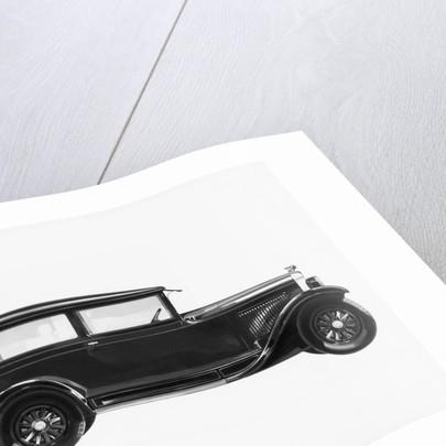 1928 Pontiac Two-Door Sedan by Corbis