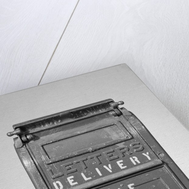 Close-Up Of Letter Box by Corbis