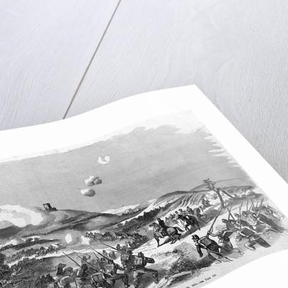 Battle of Solferino, 1859 by Corbis