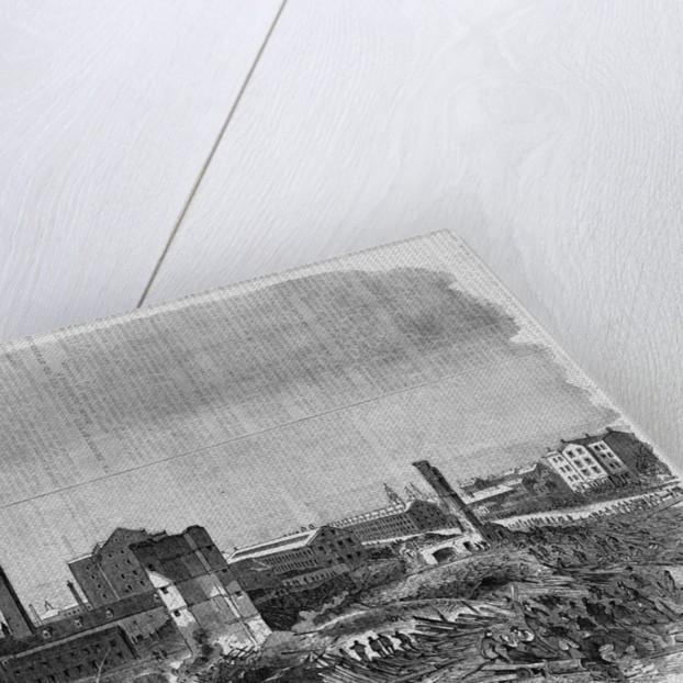Destruction of Pemberton Mills by Corbis