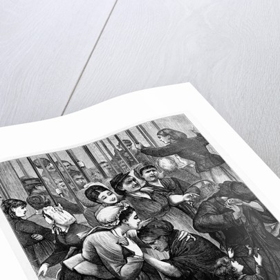 Female Communist Prisoners by Corbis