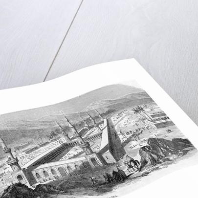 Mosque at Medina by Corbis