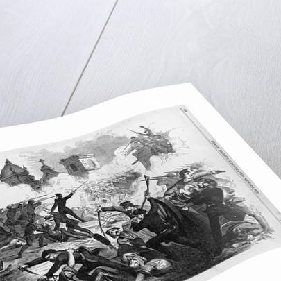 Battle of Rivas by Corbis