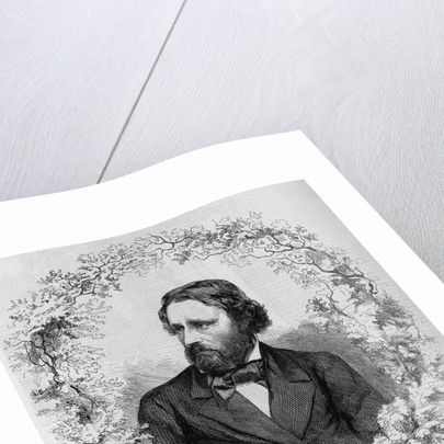 Col. John Charles Fremont, Republican Candidate For President by Corbis
