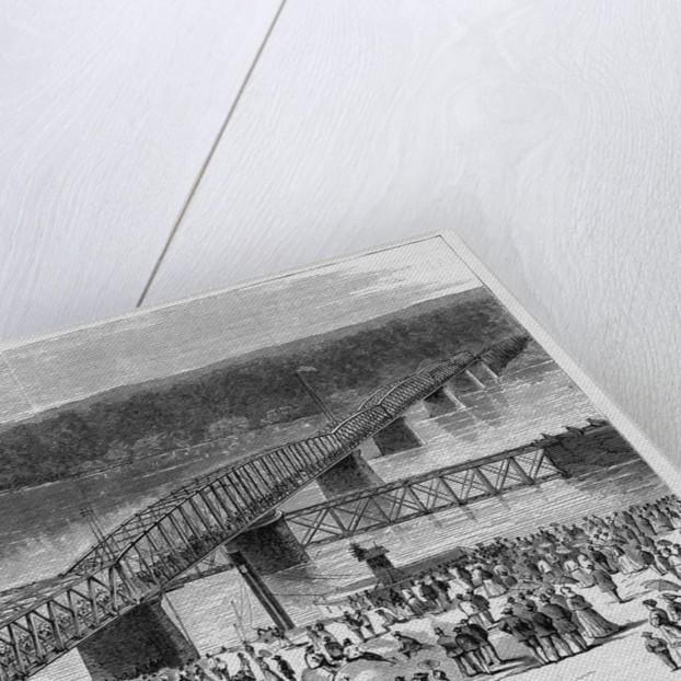 The Kansas City Bridge, Missouri by Corbis