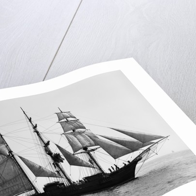 Bounty II Sailing Ship by Corbis
