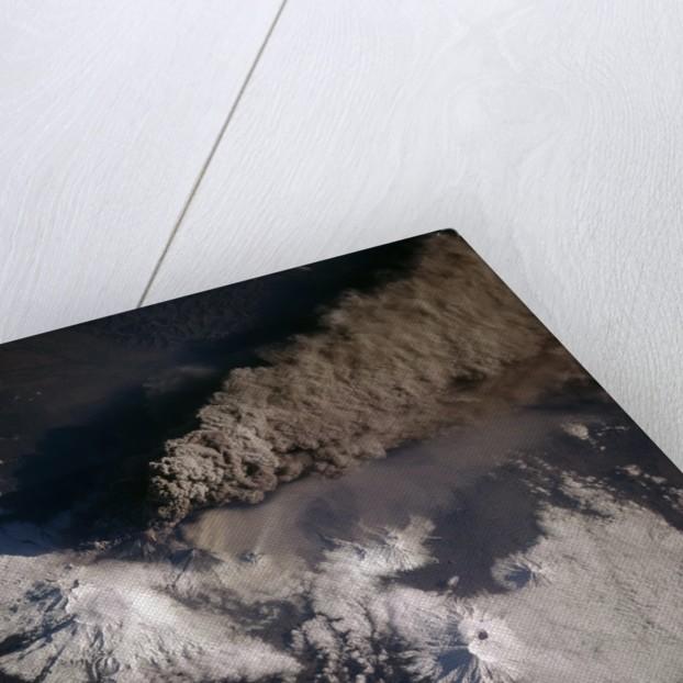 Eruption of Siberian Volcano by Corbis