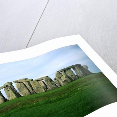 Stonehenge by Corbis
