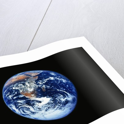 Earth from Outer Space by Corbis