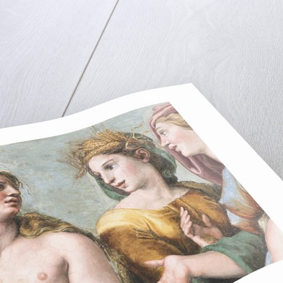Detail of Venus with Ceres and Juno from the Loggia of Cupid and Psyche by Raphael and His Workshop