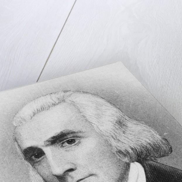 Portrait of John J. Astor by Corbis