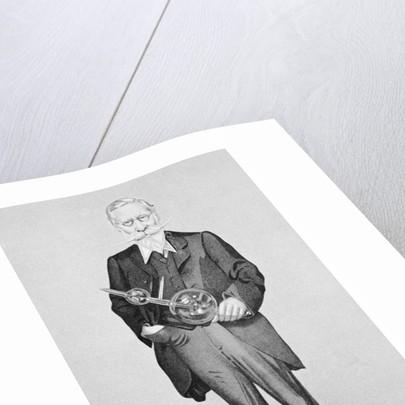 Portrait of Sir William Crookes by Corbis