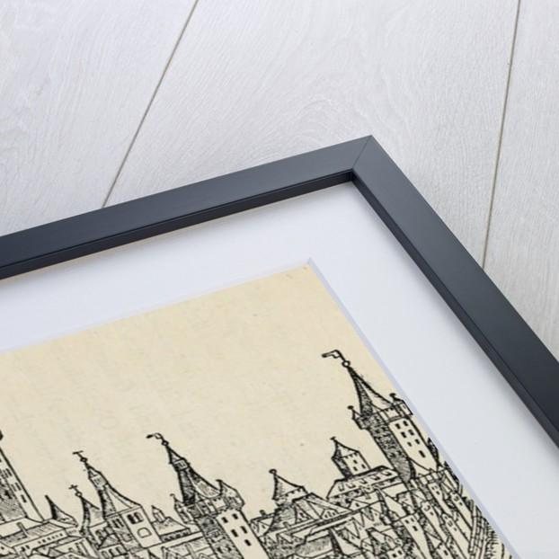 City of Nuremberg by Corbis