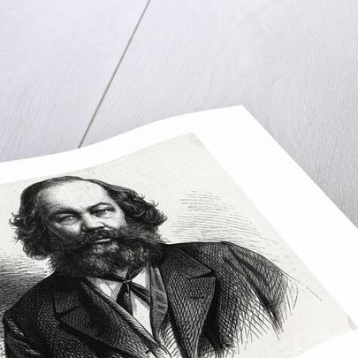 Russian Anarchist Bakunin by Corbis