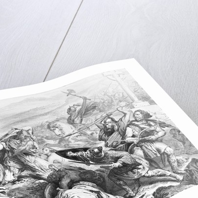 Battle of Tours by Corbis