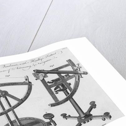Illustration Depicting Quadrants by Corbis