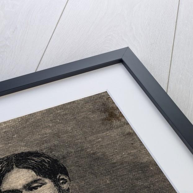Portrait of Mutsu-Hito by Corbis