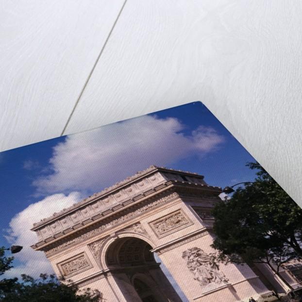 Arc De Triomphe by Corbis