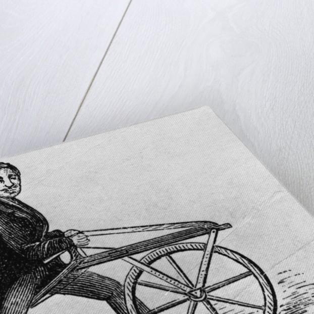 A Velocipede by Corbis
