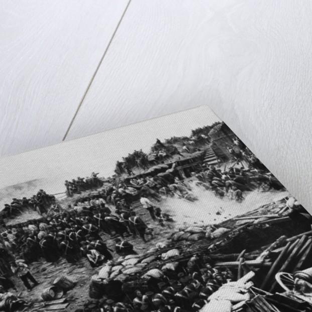 Battle of the Crimean War by Corbis
