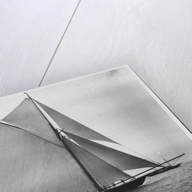 Sailing Yacht Valkyrie by Corbis