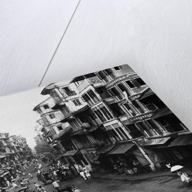 Street of Borah Bazaar by Corbis