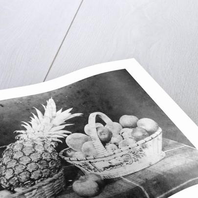 Still Life of Fruit, 1844 by Corbis