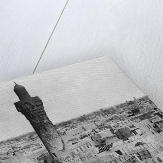 Baghdad Minaret by Corbis