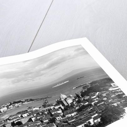 Port of Mitylene by Corbis