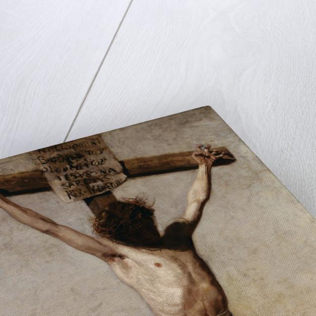 Crucifixion by Thomas Eakins