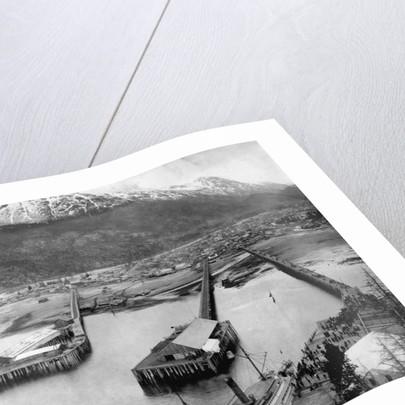 Arriving in Skagway by Corbis