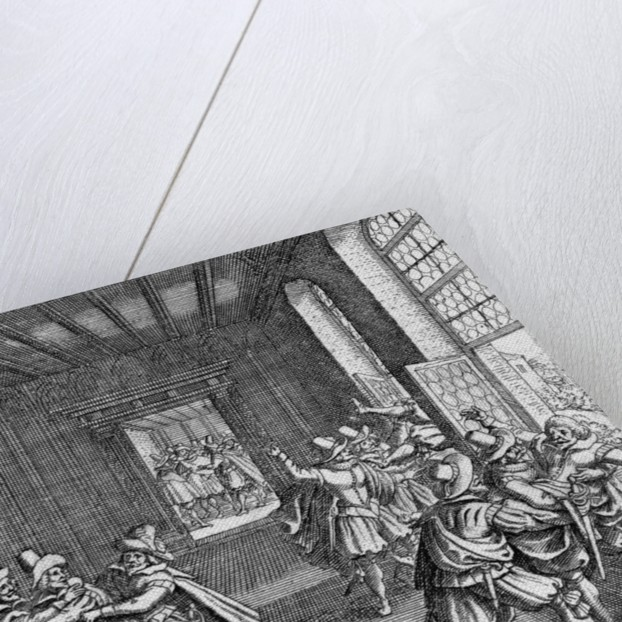 The Defenestration of Prague by Corbis