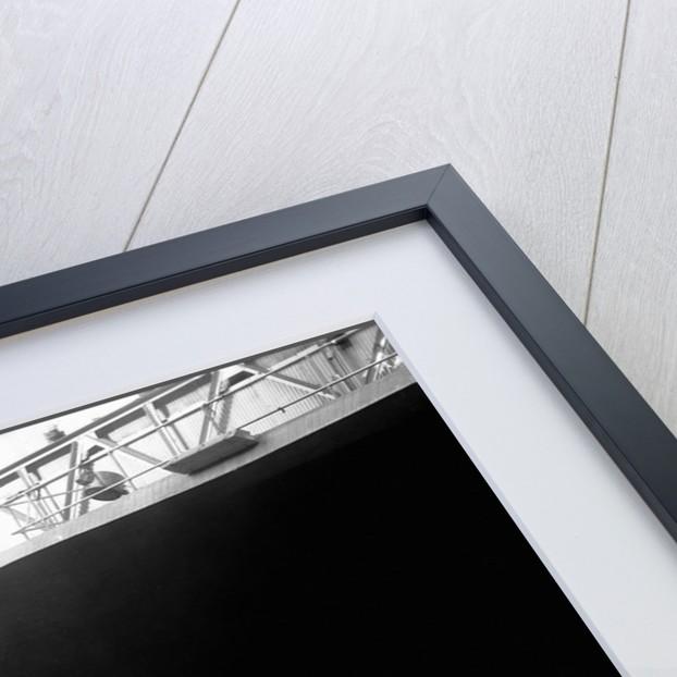 Corsair in Wind Tunnel by Corbis