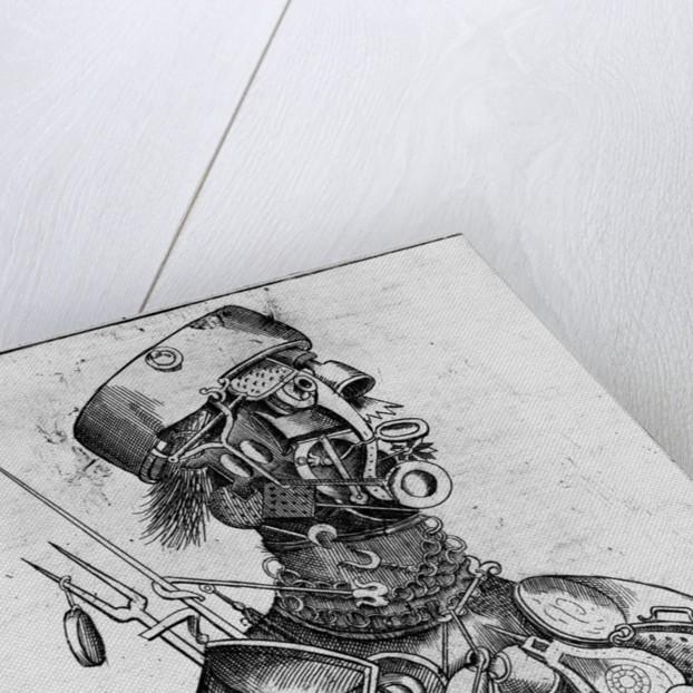 Genius of the Kitchen by Giuseppe Arcimboldi